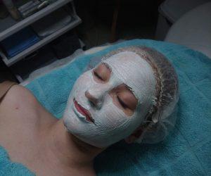 Bylinná maska pro mastnou pleť