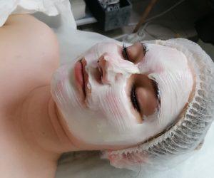 Maska krémová s tee tree pro mastnou pleť